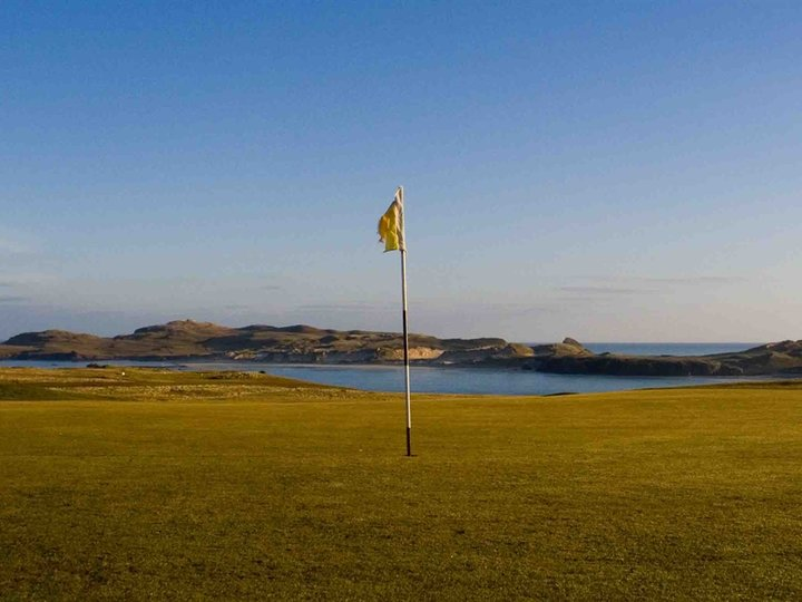 Durness golf club  2