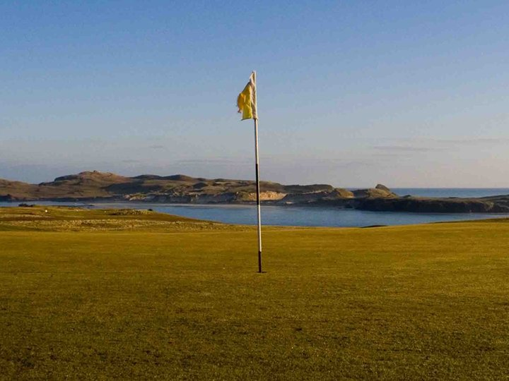 Durness golf club  def